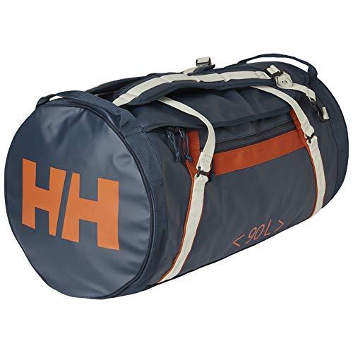 Helly Hansen HH Duffel Bag 2 90L Bolsa de Viaje, Adultos Unisex, 598 Navy (Azul), Talla Única