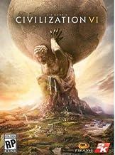 Sid Meier's Civilization VI PC Steam Download Code Only (No CD/DVD)