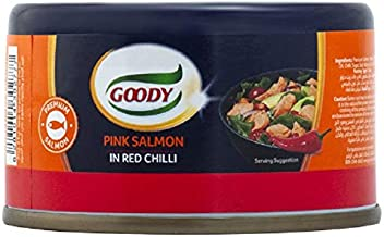 Goody Pink Salmon In Red Chilli, 95 gm