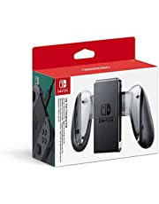 Nintendo 250007 Joycon Opladen Greep, Zwart (Nintendo Switch)