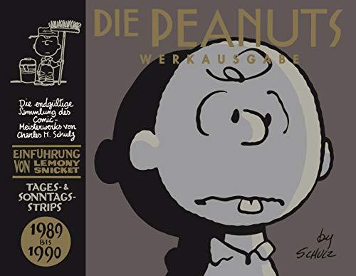 Peanuts Werkausgabe 20: 1989-1990 (20)