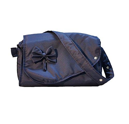 Eichhorn Wickeltasche inklusive Wickelunterlage - Blau