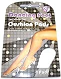 W7 Dancing Feet Invisible Soft Gel Cushion Pads 4 Pads by W7 -