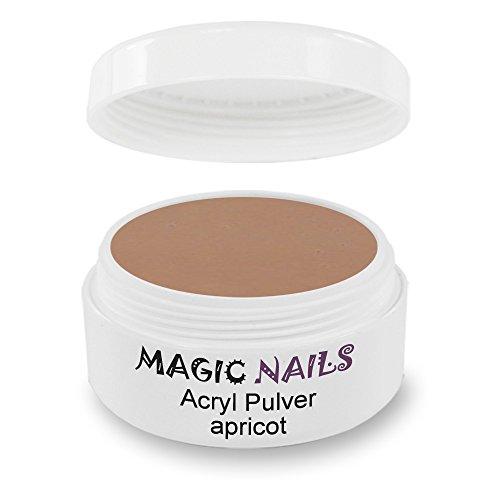 Magic Nails Poudre acrylique camouflage abricot - 1000 g