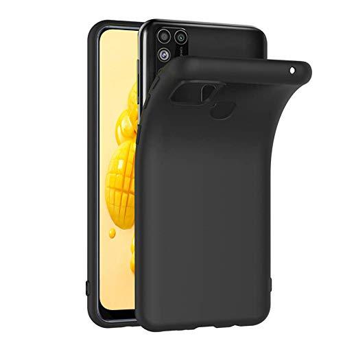 Whew Funda compatible con iPhone SE 2020, de alta calidad, transparente, suave, transparente, fina, para iPhone 7/8 con TPU, antigolpes, anticaídas, antigolpes, antiarañazos, funda protectora para iPhone 7/8/SE