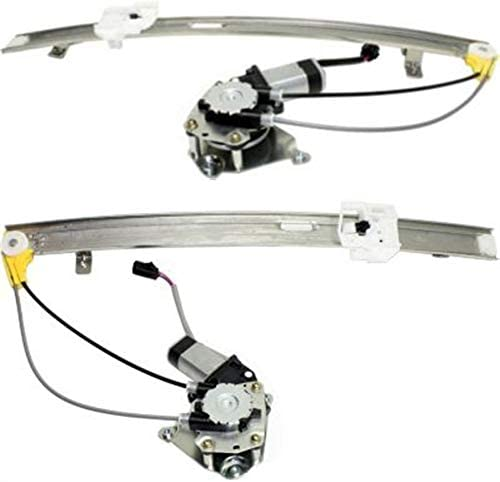 Garage-Pro Rear Window Regulator Jeep Easy-to-use 2006-2007 Compatible with Very popular