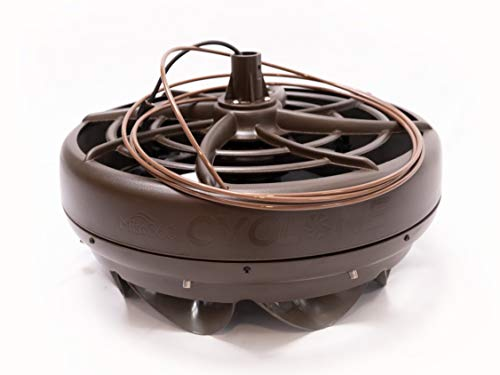 Mist360 Cyclone System (Brown)