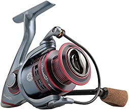 Pflueger PRESXTSP40X President XT Spinning Lightweight Reel w/ 10 Ball Bearings and Braid Ready Spool for Freshwater or Saltwater Fishing, Size 40
