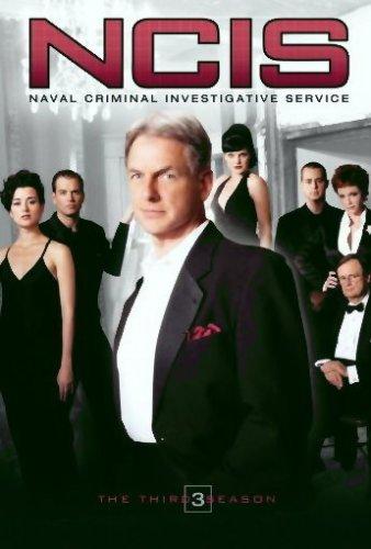 Navy CIS - Season 3 komplett (6 DVDs)
