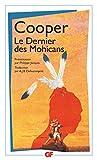 Le Dernier des Mohicans - Flammarion - 15/09/2011