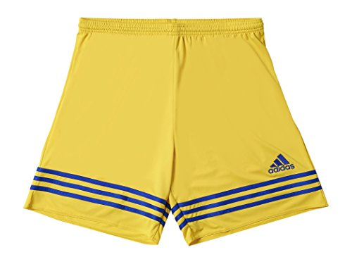 Adidas Entrada 14 Shorts Enfant Unisexe, Jaune, 152