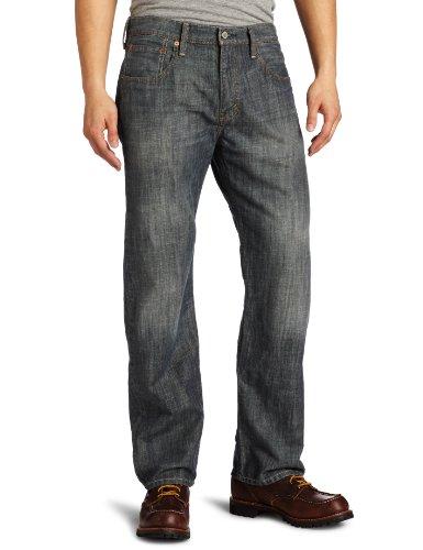Levi's Men's 569 Loose Straight Fit Jean, Static, 42W x 32L