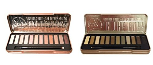 W7 - 'In The Buff' Natural Nudes Eye Colour Palette (W7 In the Buff + In the Nude)