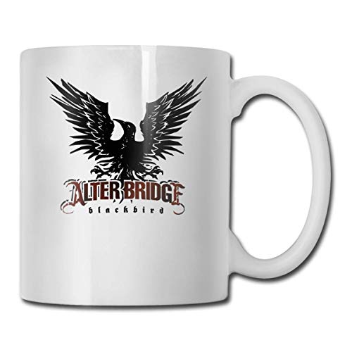 shenguang Alter Bridge Blackbird Best Fathers Day Gift Ideas For Coffee Jarras Funny Christmas Present Jarra Personality Drink Cup 11.6