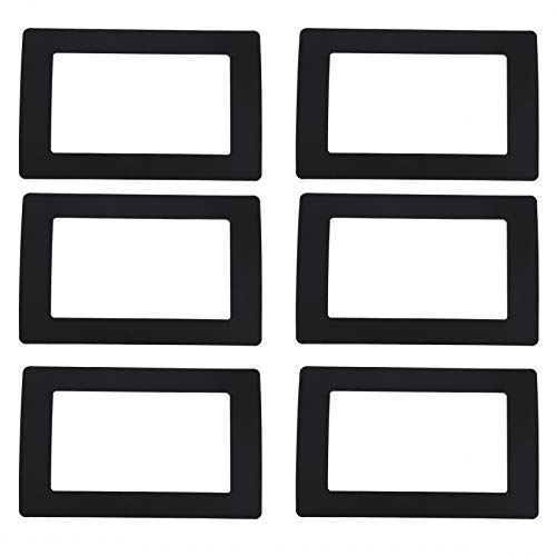 165x105mm Screen Protective Film Light Curing PC Protective Cover Stick On Gasket Dustproof,for 3D Resin Printers,for Wanhao D7/Anycubic Photon/Photon-S