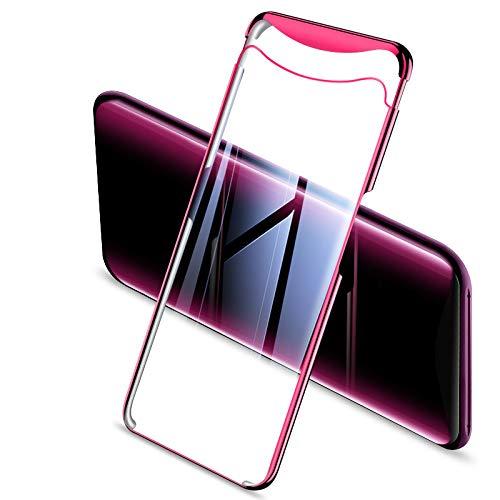 Custodia® Festigkeit & Flexibilität Smartphone Hülle für Oppo Find X(1)