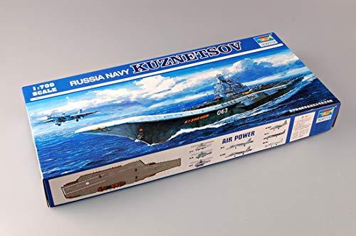 Trumpeter 05713 Modellbausatz Russischer Flugzeugträger Kuznetsov