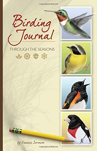 Birding Journal: Through the Seasons