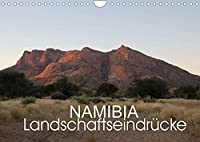 Namibia - Landschaftseindruecke (Wandkalender 2022 DIN A4 quer): Kalender mit der Vielfalt der Landschaft Namibias (Monatskalender, 14 Seiten )