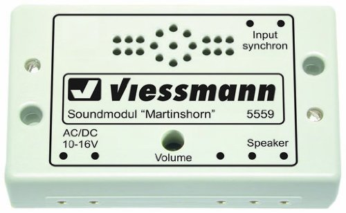 Viessmann 5559 - Soundmodul Martinshorn