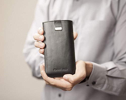 Custodia in vera pelle per Nokia personalizzato