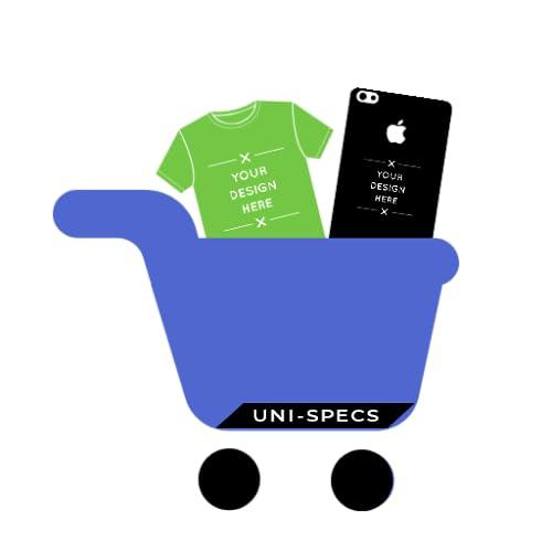 Uni Specs - Custom Mobile Cover & T-shirt Maker