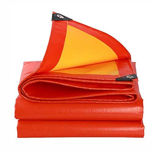 YXX- Abdeckplane Verdicken Sie regendichte Tuch-Hochleistungs-wasserdichte Plane Plane-Swimmingpool-Dach-windundurchlässige Abdeckung (größe : 4x6m)