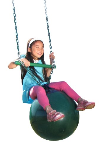 Creative Playthings Buoy Ball Swing with Chain