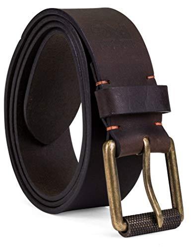 Timberland PRO - Cintura da lavoro per uomo, in pelle, 40 mm - Marrone -