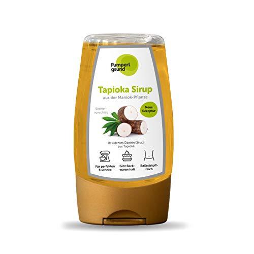 Pumperlgsund Tapioka Sirup zuckerfrei Fiber Sirup - für den Fluff (1er Pack à 250 g)
