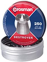 Crosman DS177 .177-Caliber Destroyer Pellets (250-Count)
