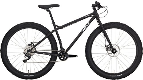 Surly Krampus Ops MTB Komplettrad, 29+, M/17, flat black