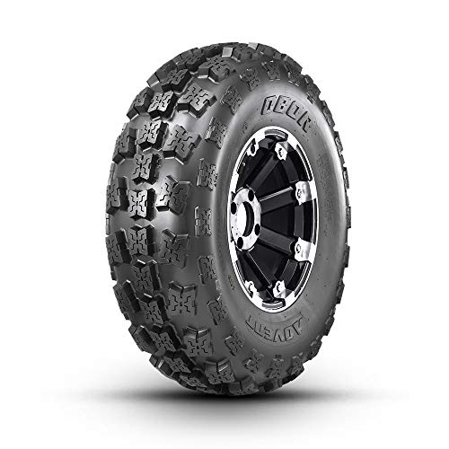 OBOR Advent ATV Tires 23x7-10, 6 Ply Sport ATV TiresSuitable for XC, Hard-pack, Intermediate, Loose Loam, Sand, Mud Terrain, Tubeless (Pack of 1)