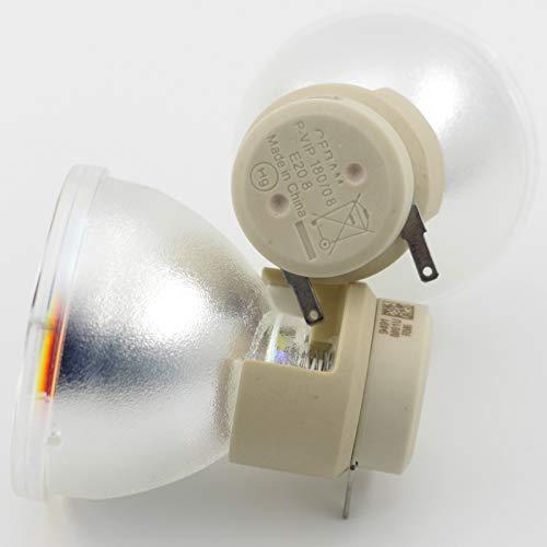 SUNLAPS Original SP.8LG01GC01 Lámpara de proyector Repuesto P-VIP 180W Bombilla para OPTOMA DX211 DS211 ES521 EX521 GS512 PJ666 PJ888 PRO10S / GEHA Compact 231 proyectores
