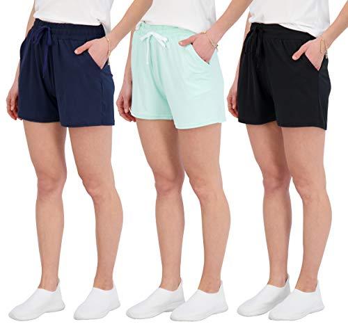 Listado de Pantalones cortos deportivos para Mujer - los preferidos. 3