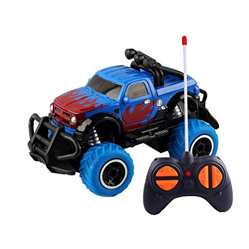 LOFEE RC Car for 3-9 Years Old Boy-Girl, Remote Control Car for Kids Gift for 3-7 Years Old Boys Toy Age 3-7 RC Turck for 3-9 Years Old Best Gift for 2-6 Years Old Kids