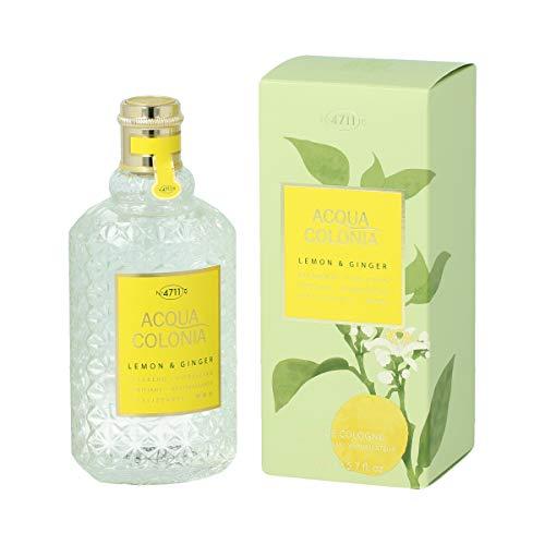 4711 4711 acqua colonia lemon & ginger eau de cologne 170 ml unisex
