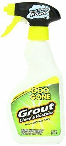 Goo Gone Citrus Scent Grout Cleaner 14 oz. Liquid