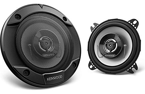 Kenwood KFC-1066S 220 Watt 4-Inch Coaxial 2 Way Stereo Car Audio Speaker (1...