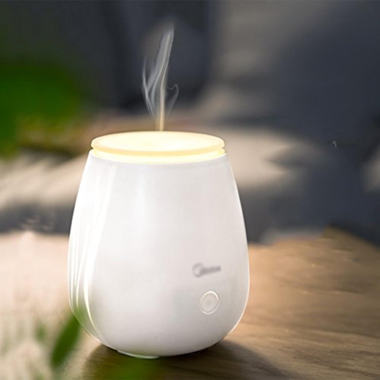Aromatherapie lampe luftbefeuchter nachtlicht stecker licht lampe schlaf schlafzimmer bett kreative traum hause stumm A+ (Farbe   A 9  10.3cm)