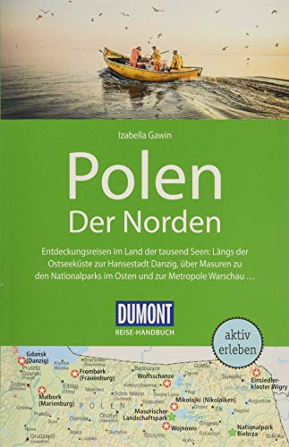 DuMont Reise-Handbuch Reiseführer Polen, Der Norden: mit Extra-Reisekarte