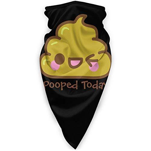 Balaclava,Decorative Face Bufanda,Novelty Neck Warmer Gaiter,Customed Face Shield,Unisex Facial Covering,I Do Believe I Have Shat Upon My Pantaloons Washable Non-Slip Hair Band For Traveling Fishing