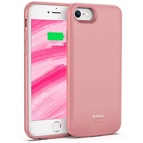 Swaller Battery Case for iPhone 6 6s, 4000mAh Portable Protective Charging Case for iPhone 6 6s(4.7 inch), Extended Battery Charger Case