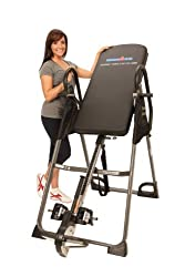 IRONMAN Gravity 3000 High Capacity Inversion Table - Ironman Inversion Table Reviews