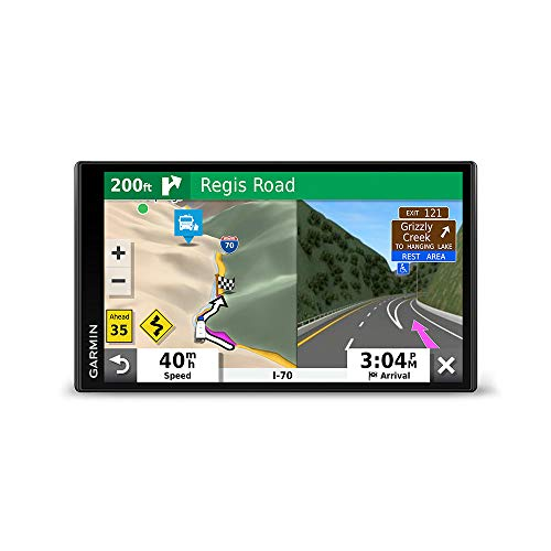 Garmin RV 780 GPS navigator with Traffic
