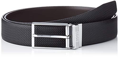 BOSS Giaco_Gb35_PP Cinturón, Black2, Talla única para Hombre