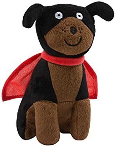 North American Bear Company Todd Parr Dog Plush, schwarz Tan by North American Bear