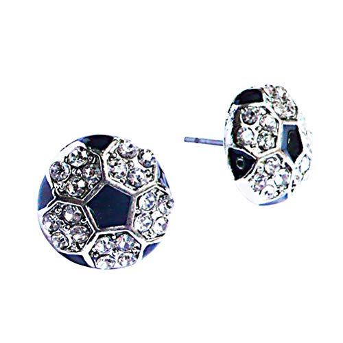 BESTOYARD Football Earring studs Sports Fan Earrings football party favors for boys girls women men
