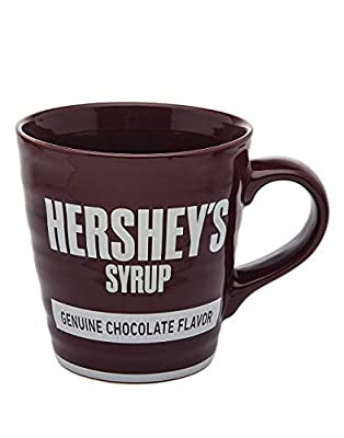 Hershey's Vintage Coffee Mug, Chocolate Syrup - 19oz