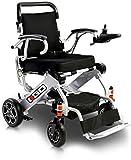 Wheelchair Silla de ruedas, silla de rehabilitación médica para personas mayores, personas mayores, Pride Mobility I-Go Mobility Scooter - Scooter eléctrico compacto y transportable - Scooter motoriz